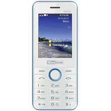 Мобильный телефон Maxcom MM136 White-Blue (5908235973517)
