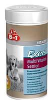 8in1 Мультивітаміни для старіючих собак 70таб