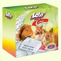 LoloPets (Лоло Петс) Минеральный камень для грызунов, попкорн 45гр