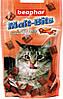 Beaphar (Беафар) Лакомства для кошек Malt Bits, лосось 35гр
