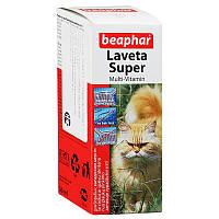Beaphar (Беафар) Витамины для кошек Laveta Super 50мл