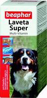 Beaphar (Беафар) Витамины для собак Laveta Super 50мл