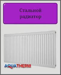 Стальной радиатор Aquatherm 11 тип 500х500 (боковое подключение)