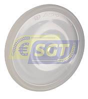 Мембрана силіконова на насос Agroplast P100, P145, P100S, P110D (оригінал), фото 1