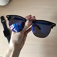 Стильные солнцезащитные очки в стиле Ray Ban Clubmaster