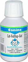 Canina (Канина) Гель для проблемной кожи и шерсти для кошек Cat Felltop Gel 100мл