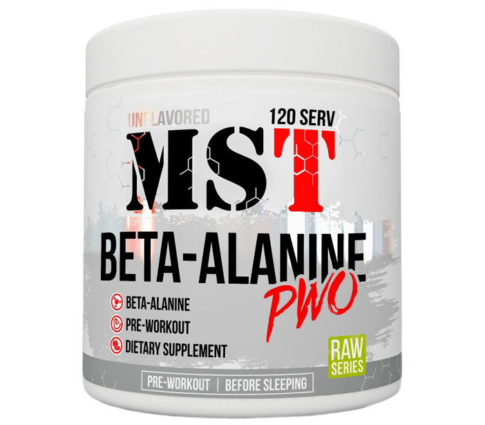 MST Beta-Alanine 300 грам