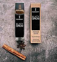 TESTER Yves Saint Laurent Black Opium ( Ів Сен Лоран Блек Опіум) 40 мл ОПТ