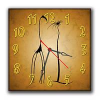 Часы настенные фотопечать 30*30 см