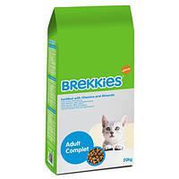Brekkies (Брекис) Сухой корм для кошек Complit 20кг