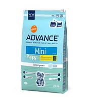 Advance (Эдванс) Сухой корм для щенков мелких пород Mini 7,5кг