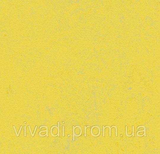 Marmoleum Solid-yellow glow