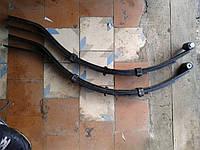 Рессора легкового прицепа AL-KO 4 листа 45 мм