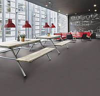 Marmoleum Solid-red shimmer, фото 2