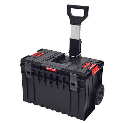 Ящик для инструментов QBRICK SYSTEM ONE CART Размер : 585 x 460 x 765, фото 2