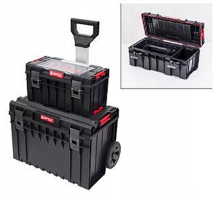 Скринька для інструментів QBRICK SYSTEM CART + QBRICK SYSTEM PRO 500 Розмір : 585 x 460 x 765