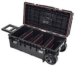 Ящик для инструментов на колесах QBRICK SYSTEM LONGER BASIC Размер : 793 x 385 x 322, фото 2