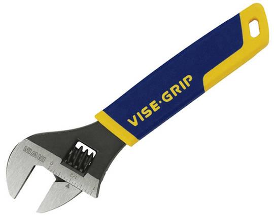 """Розвідний ключ IRWIN 6"""" Adjustable Wrench, фото 2"""