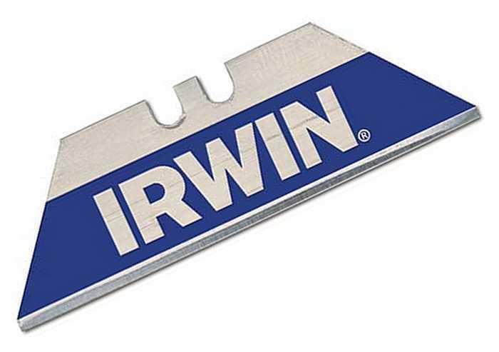 Лезвия трапециевидные IRWIN Bi-Metal - 5 шт.