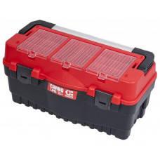 "Ящик для інструменту S500 CARBO RED 18,5"" (462x256x242mm)"