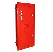 Пожарный шкаф Goobkas ПРЕСТИЖ-03-ВЗК-2ПК (ШПК-320-21 ВЗК) встроенный, закрытый, красный