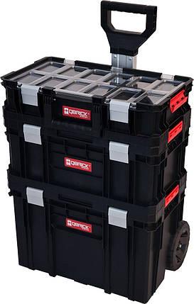 Ящик для инструментов QBRICK SYSTEM TWO SET Размер : 526 x 380 x 670 (в коробке), фото 2