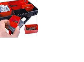 Органайзер Organiser Tandem C 300 Twin (284 x 192 x 100), фото 2