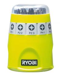 Набор бит RYOBI RAK10SD (10 шт)