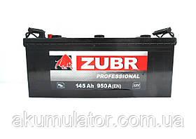 Грузовой Аккумулятор  автомобільний ZUBR  Professional 145-3 (950А)