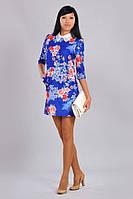 Элегантное яркое молодежное платье дешево от производителя.