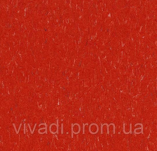 Marmoleum Solid-salsa red