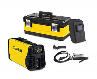 Зварювальний апарат інверторний Stanley MMA SUPER180 TIG LIFT - 160A - 230V