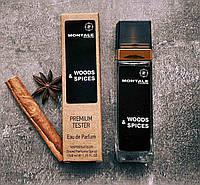 TESTER Montale Wood&Ѕрісеѕ ( Монталь Вуд Спайс ) 40 мл ОПТ