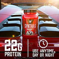 Комплексный протеин BSN Syntha-6 CS 2 кг - мятно-шоколадная стружка (mint chocolate chips)