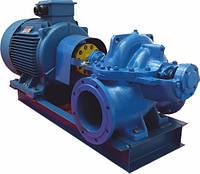 Насос  1Д 200-90б, 1Д200-90б  горизонтальный для воды
