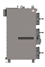 Твердотопливный котел 80 кВт DM-STELLA (двухконтурный), фото 3