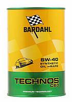 Моторное масло BARDAHL TECHNOS C60 5W40 (1л) ACEA C3, API SN-CF