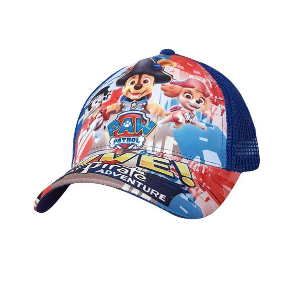 Разноцветная детская кепка Paw Patrol