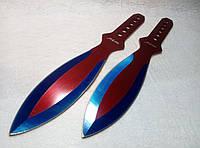 Grandway 17881. Ножи для спортивного метания,набор 2 шт., фото 1