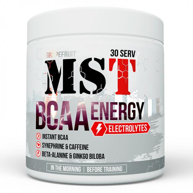 MST BCAA Energy with Electrolytes 330 грамм