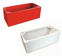 Подставка под пожарный шкаф Goobkas красная или белая