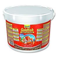 Тetra (Тетра) Корм в хлопьях для золотых рыбок Gold Fish 10л