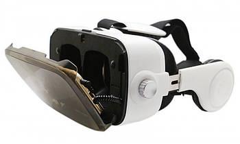 VR Очки виртуальной реальности c наушниками BOBOVR VR BOX Z4 + пульт Black-White