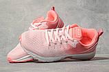 Кроссовки женские 10444, BaaS Ploa, розовые [ 37 41 ] р.(37-23,5см), фото 3