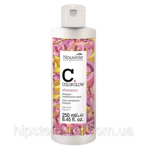 Шампунь для окрашенных волос Nouvelle Maintenance Shampoo 250 ml