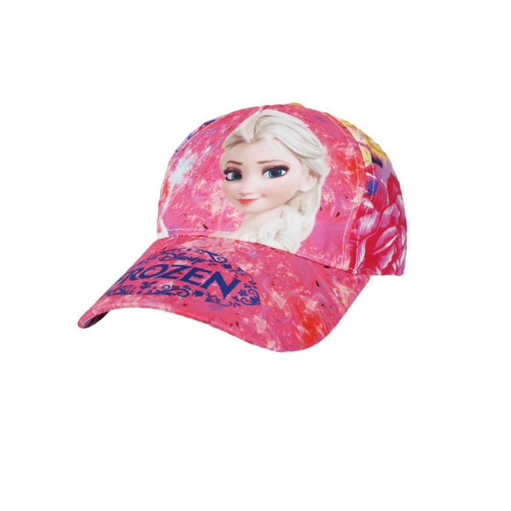 Модные кепки для девочек Frozen