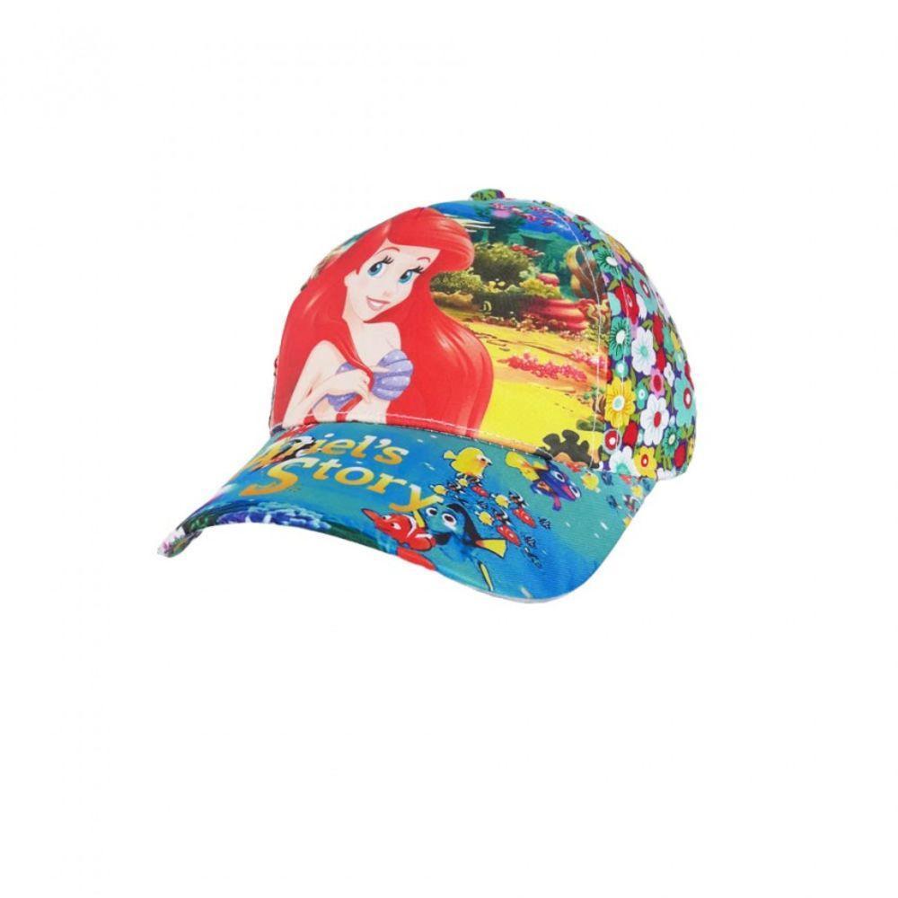 Детская кепка для девочек Ariel's Story