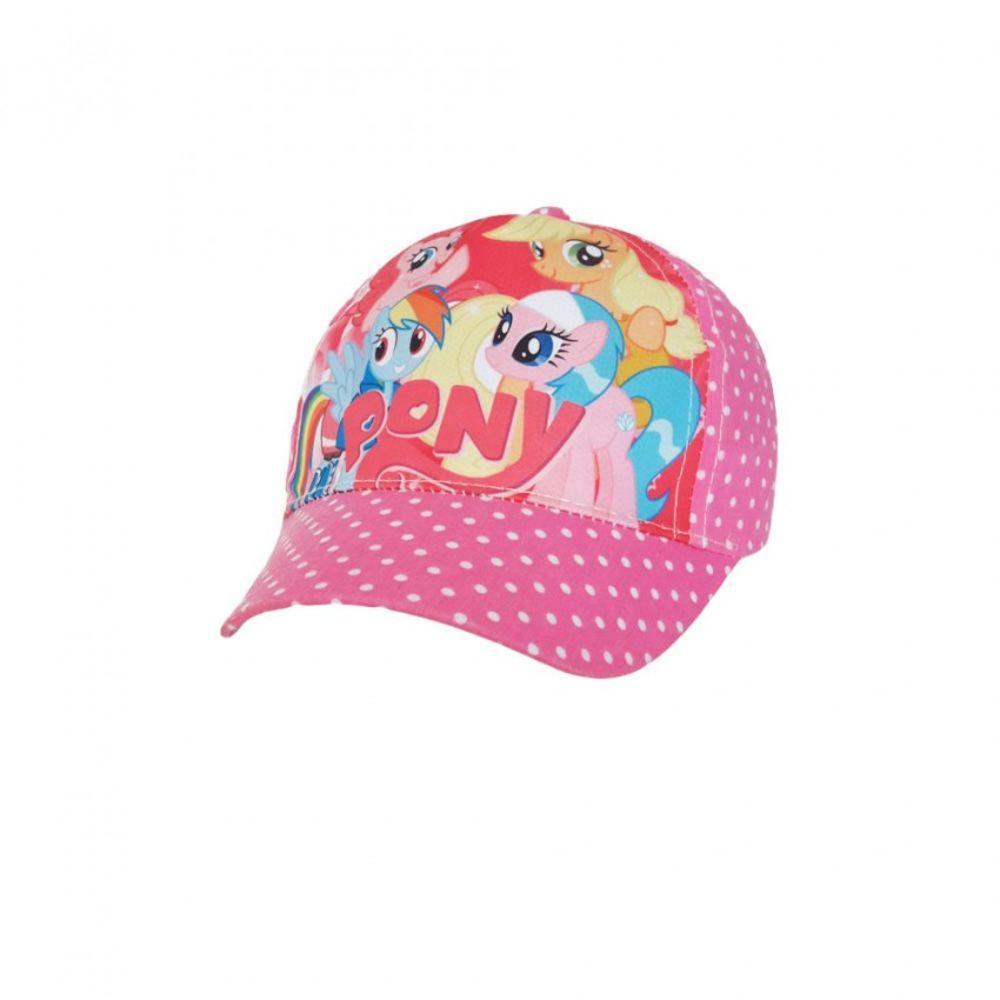 Модная детская бейсболка My Little Pony