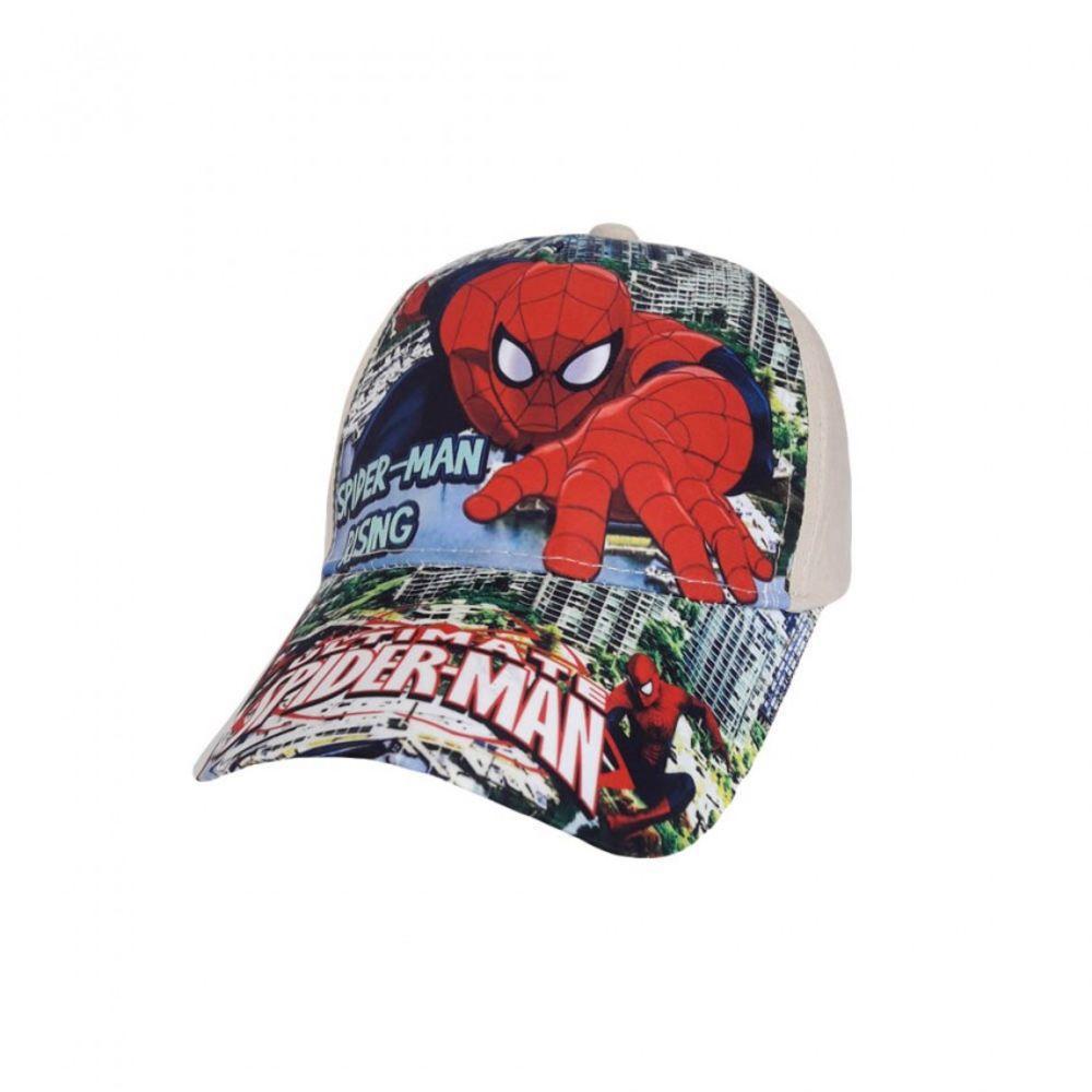 Модная кепка для мальчика Spider-Man
