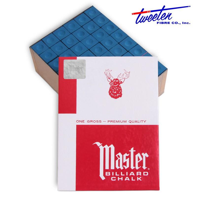 Більярдний крейда MASTER(синій)